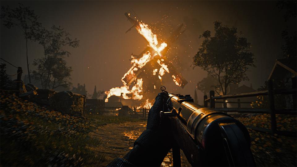 Activision révèle Call of Duty: Vanguard et il fait 270 Go